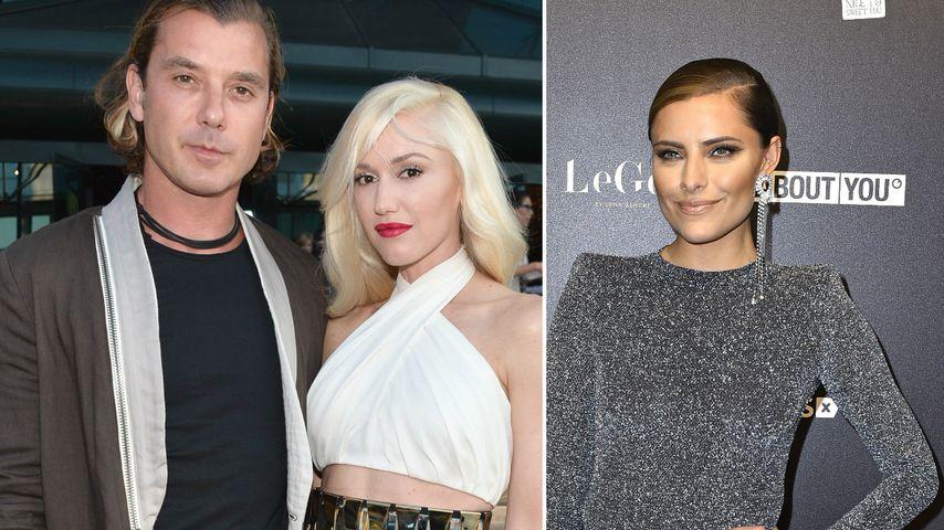 Verkleidet Sophia Thomalla sich als Gavins Ex Gwen Stefani?