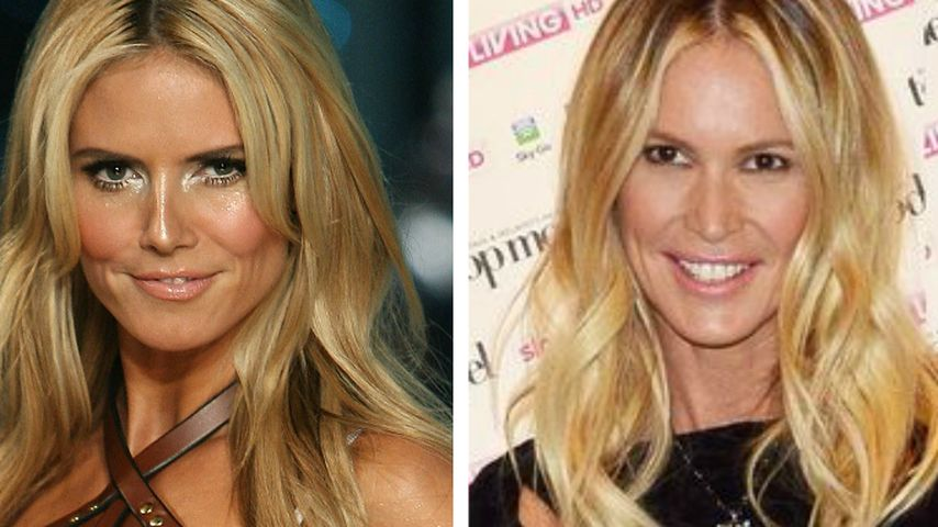 "Neuer Topdeal: Heidi Klum klaut ""The Body"" den Job"
