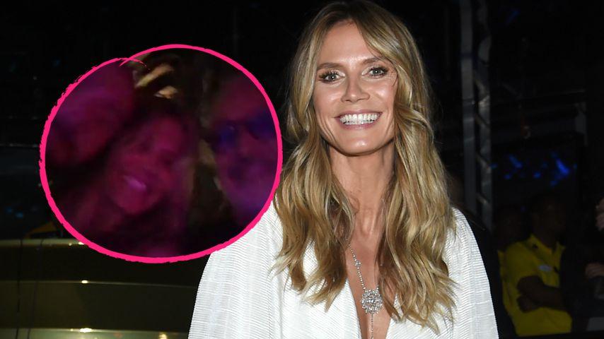 Happy! Hier stellt Heidi Klum Ex Flavio ihren Schatz Tom vor