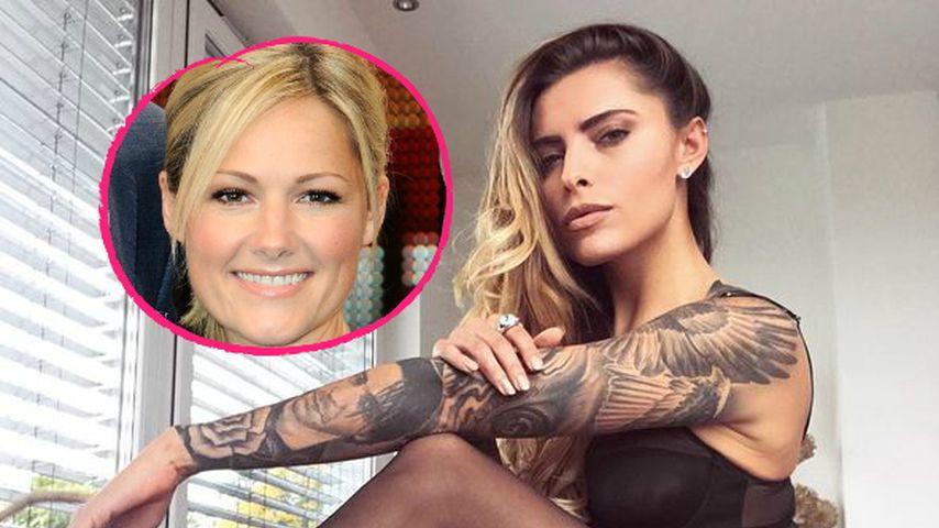 Wettschulden: Sophia Thomalla bekommt Helene-Fischer-Tattoo!