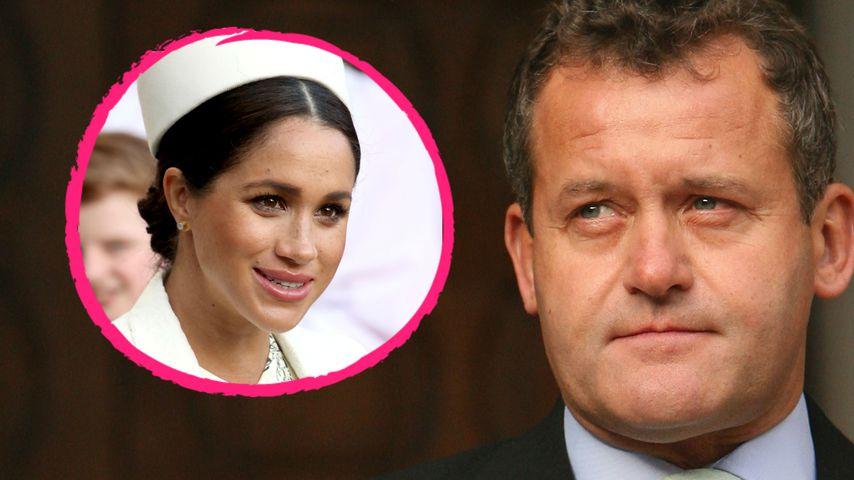 Keine Ja-Sagerin: Lady Dianas Ex-Butler schätzt Meghan ein