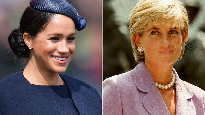 In diesem Punkt unterscheidet sich Meghan von Lady Diana!