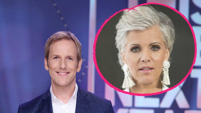 """""""Vorbild und cool"""": Jan Hahn über graue Birgit Schrowange"""