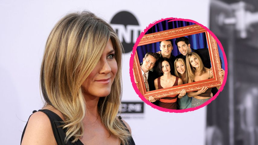 """Jennifer Anistons Reunion-Plan: Das sagen """"Friends""""-Co-Stars"""