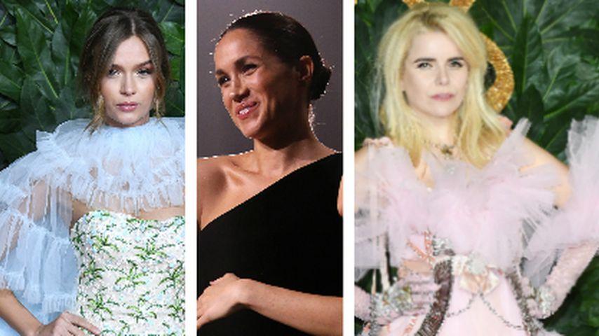 XXL-Schleife & Co.: Das waren die Looks der Fashion Awards