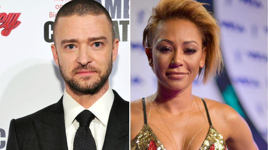 Justin Timberlakes Sex mit einem Spice Girl: War es Mel B.?