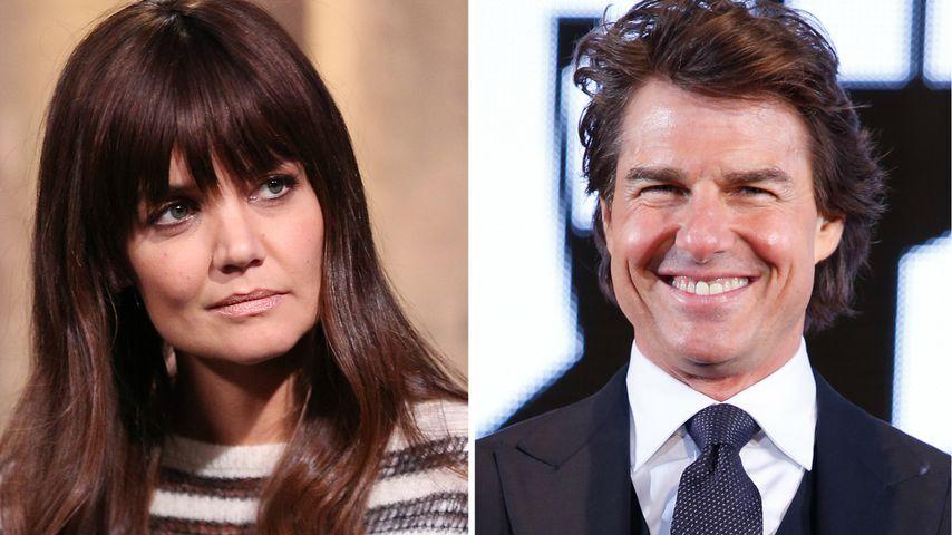 Schock für Katie Holmes: Tom Cruise bietet Suri Filmrolle an