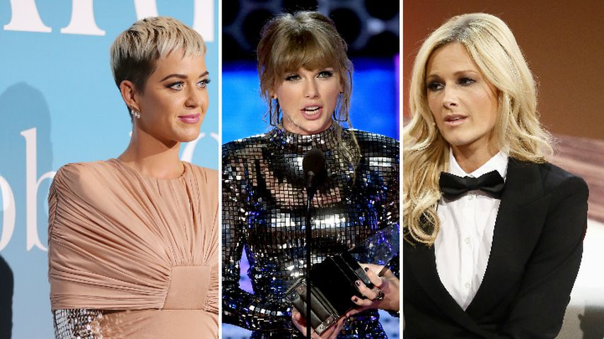 Katy, Taylor, Helene? Welche Sängerin verdient am meisten?