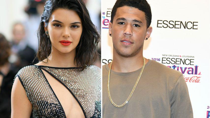 Ist Basketball-Star Devin Booker etwa Kendall Jenners Neuer?