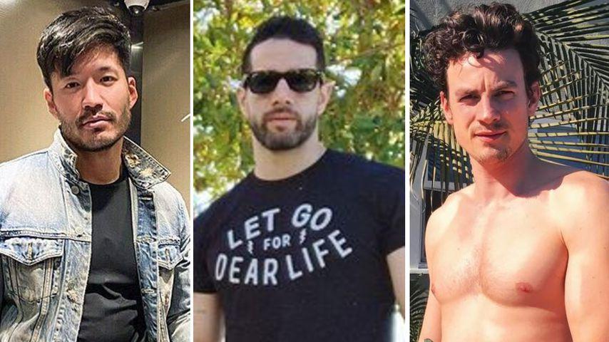 Collage: Kevin Kreider, Bayardo de Murguia und Luke Cook