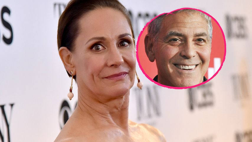 "George Clooney & ""Roseanne""-Jackie waren ein Serien-Paar"