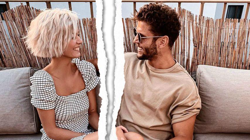 """Seit Monaten: GNTM-Louisa und """"Love Island""""-Yanik getrennt!"""