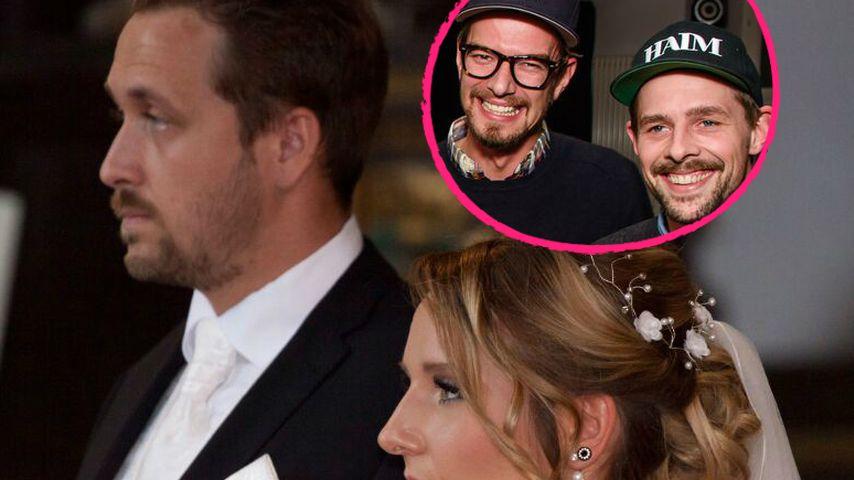 Ryan-Gosling-Double hat geheiratet: Joko & Klaas gratulieren