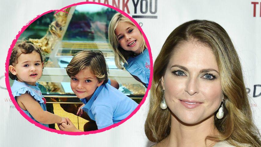 Prinzessin Madeleine von Schweden teilt süßes Pic ihrer Kids