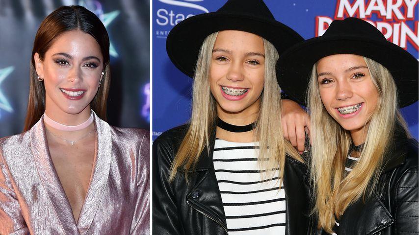 "Synchron-Rock: Lisa & Lena spiegeln ""Violetta""-Tini perfekt!"