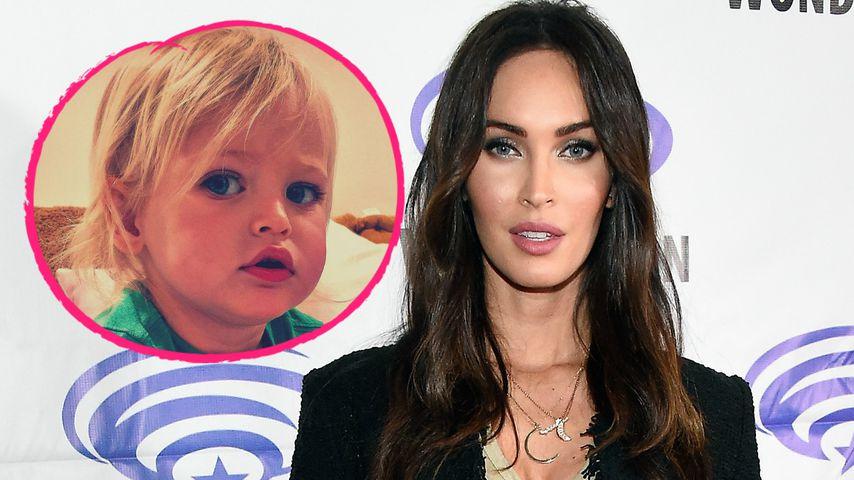 Seltenes Niedlich-Pic: Megan Fox zeigt ihren jüngsten Sohn!