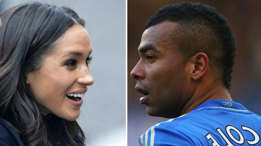 Diesen britischen Fußballer datete Meghan vor Harry?