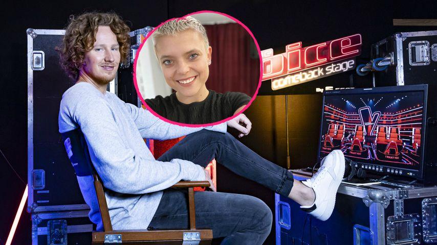 "Nach Krebs-Diagnose: Mickela in ""The Voice""-Team Michael"