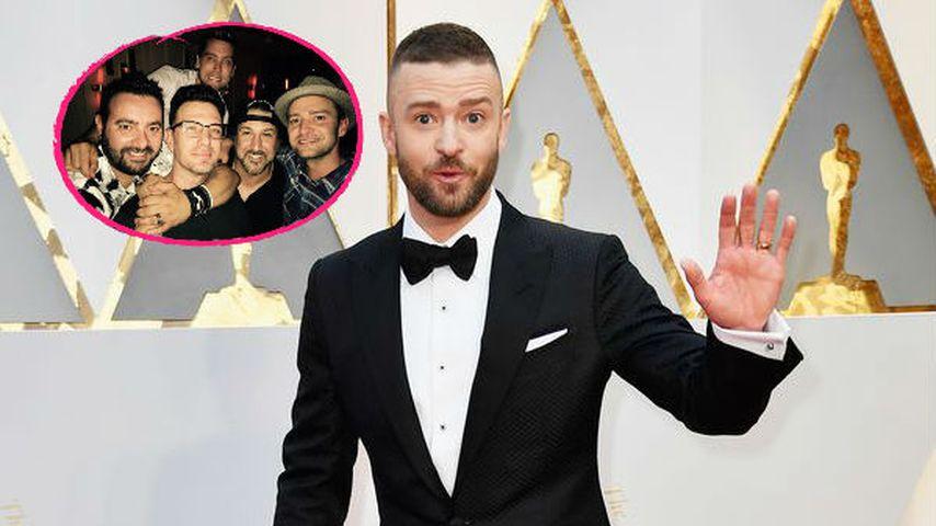 Doch keine *NSYNC-Reunion: Justin Timberlake will nicht!