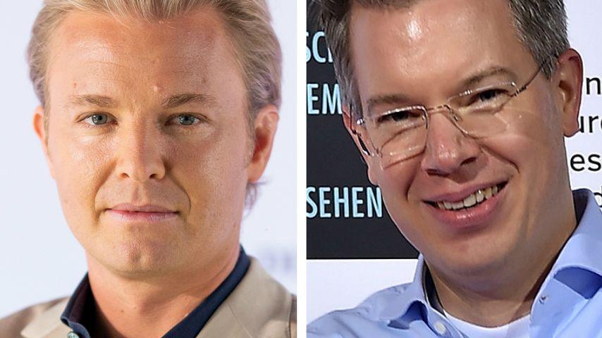 Ist Nico Rosberg ein guter DHDL-Ersatz für Frank Thelen?