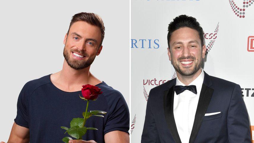 Bachelor-Knutschrekord: Niko zieht mit Daniel Völz gleich