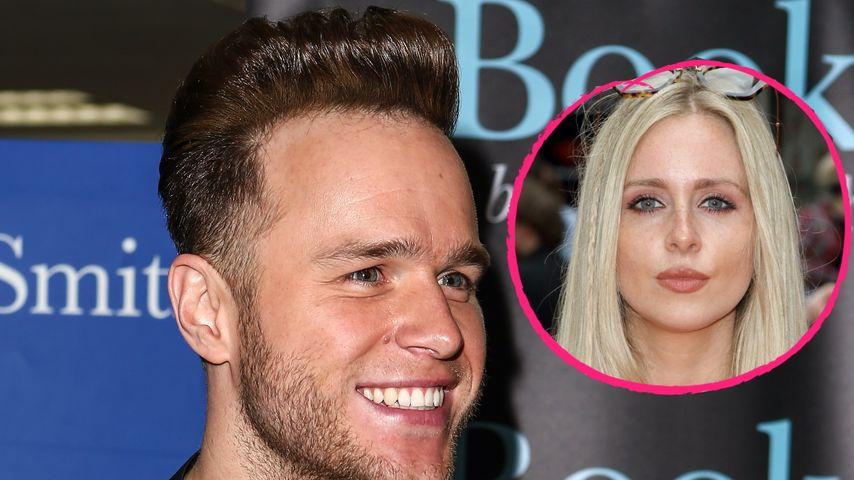 X-Factor-Liebelei: Datet Olly Murs jetzt Diana Vickers?