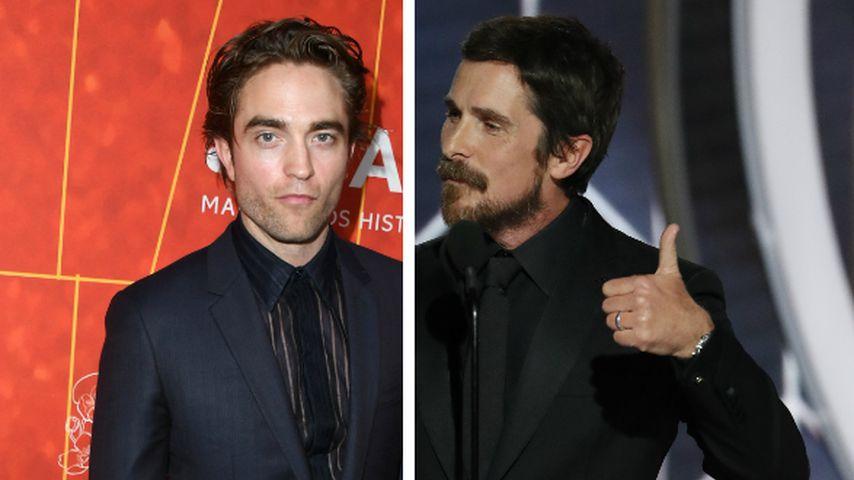 Rob Pattinson als Batman: Was hält Christian Bale davon?