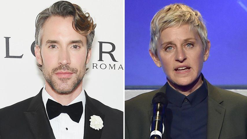 """Schrecklich"": Schwuler US-Bachelor über Ellen DeGeneres"