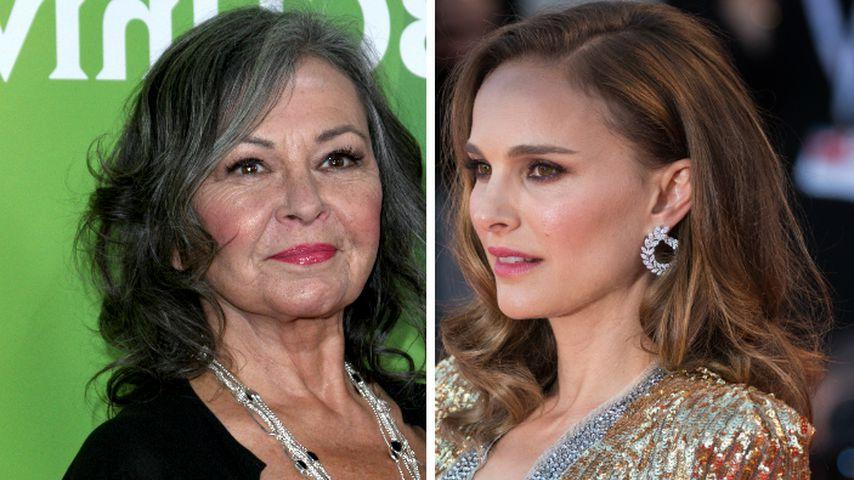 Wegen Israel-Kritik: Roseanne Barr greift Natalie Portman an