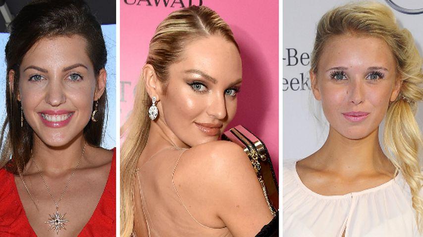Nach Candice Swanepoels Body-Wehr: Promi Ladys feiern es!