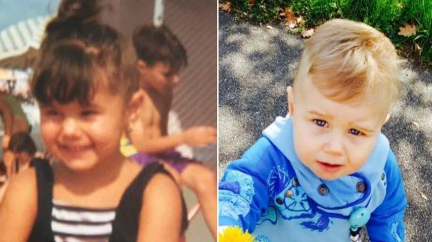 Süßer Fratz: Sarah Lombardi sah als Kind aus wie Alessio!