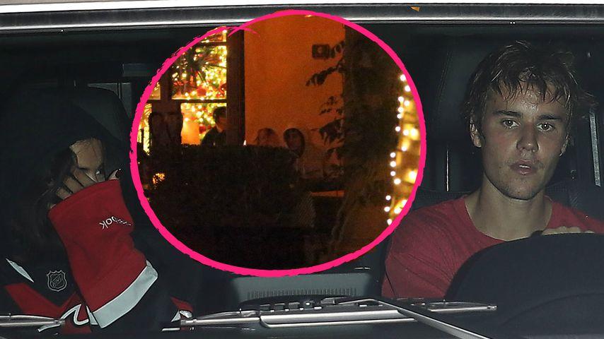 Justin & Selena: Paar-Kirchgang nach Foto-Abstinenz!