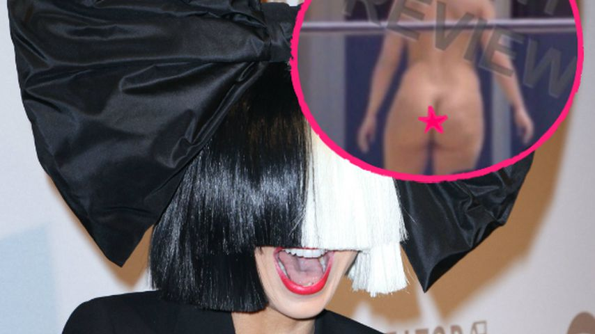 No Deal! Sia reagiert mit Po-Shot auf Nacktfoto-Verkauf!