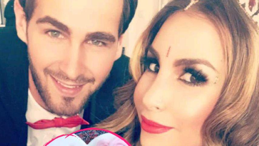 Ganz heimlich: Sila Sahin hat ihren Samuel geheiratet!