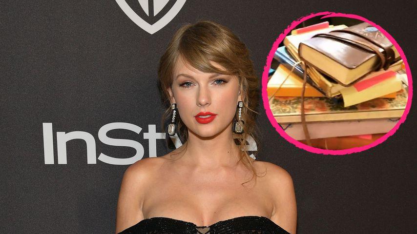 Zum 13. Musikjubiläum: Taylor Swift veröffentlicht Tagebuch!