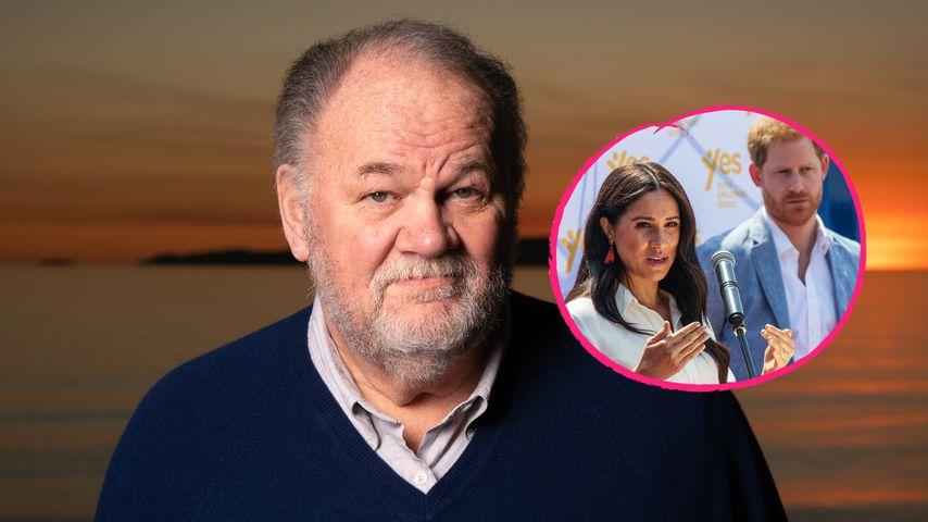 Thomas Markle: Meghan und Harry sollen jetzt nicht jammern