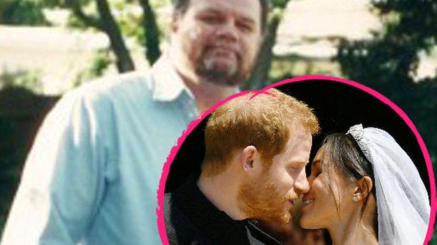 Traurig! Meghans Dad bereut seine Abwesenheit bei Hochzeit!