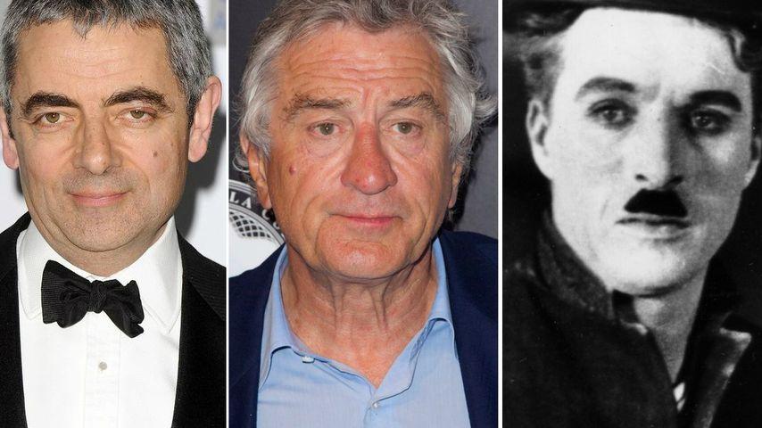 """Wie """"Mr. Bean""""! Das sind die ältesten Promi-Väter Hollywoods"""