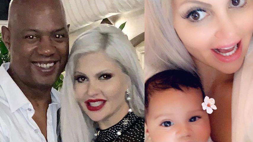 Papas Nase & Mamas Augen: Sophia Vegas über Baby Amanda!