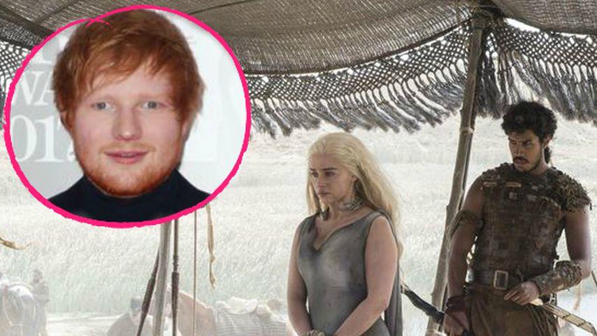 "Mega-Überraschung: Ed Sheeran bei ""Game of Thrones"""