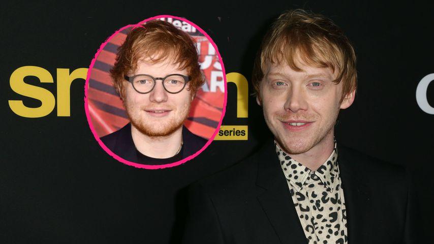 """Rupert Grints Geständnis im TV: """"Ich bin Ed Sheeran!"""""""