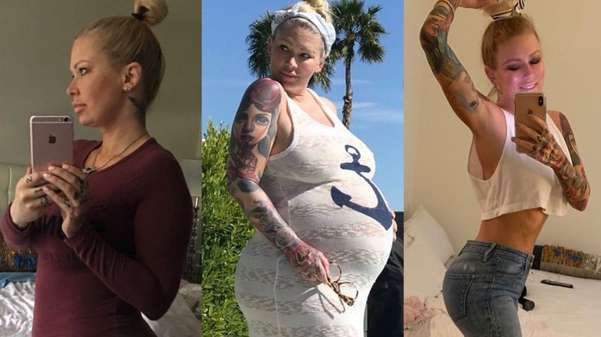 Collage von Jenna Jameson