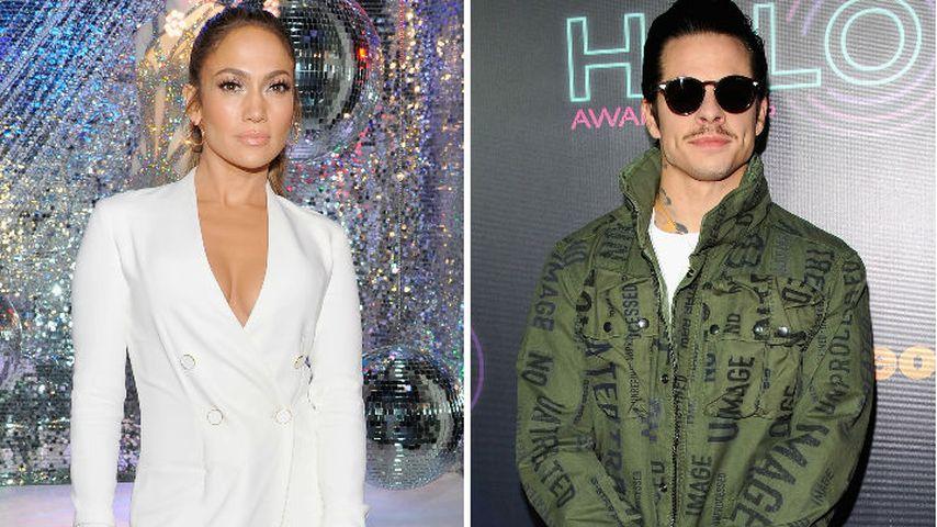 Ups! J.Lo traf auf einer Party ihren Ex-Freund Casper Smart