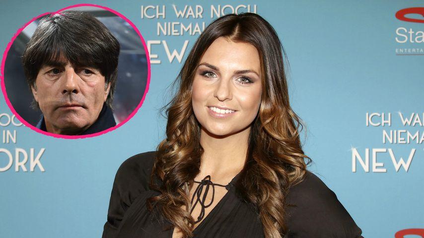 Peinlich: Laura Wontorra gibt Jogi Löw einen neuen Namen