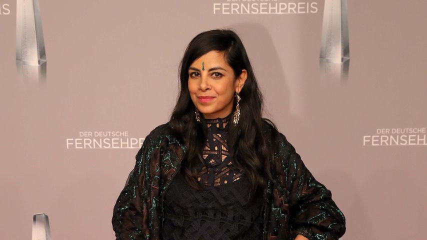 Collien Ulmen-Fernandez beim Deutschen Fernsehpreis 2019