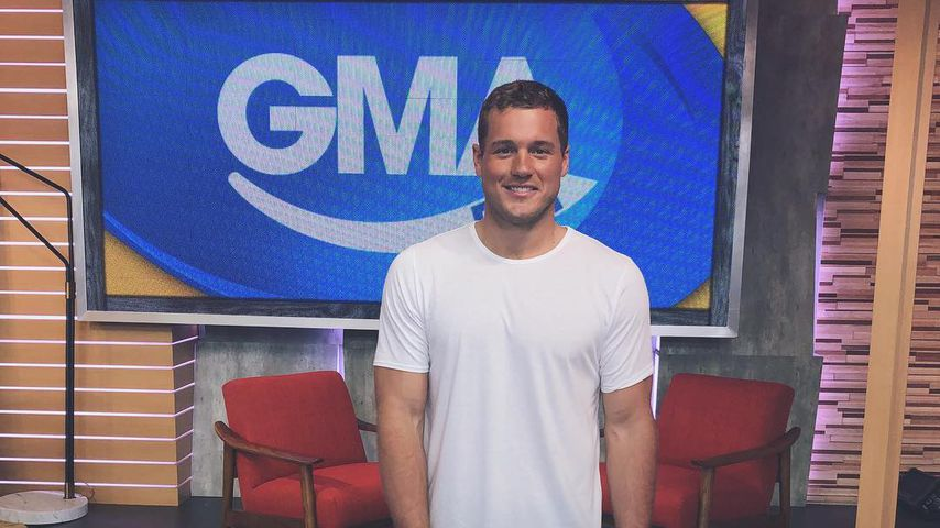 "Colton Underwood bei ""Good Morning America"""