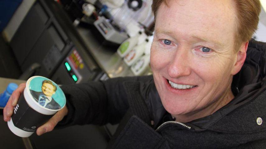 Conan O'Brien, Moderator