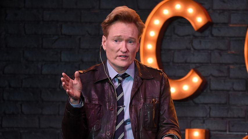 Conan O'Brien im November 2018