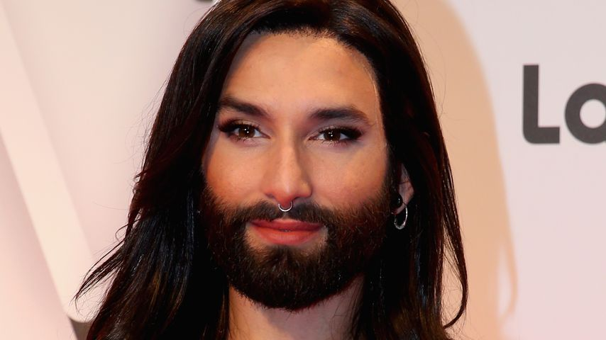 Conchita bei der GLOW in Berlin