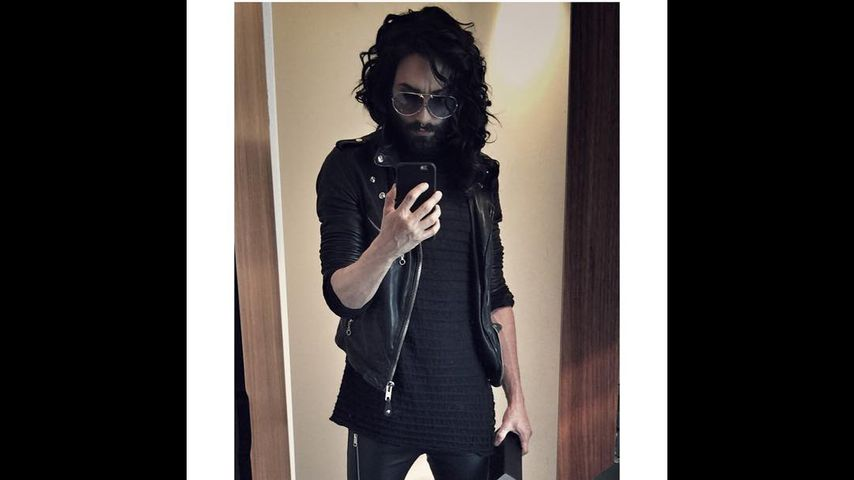 Krasser Rocker-Look: Das ist wirklich Conchita Wurst!